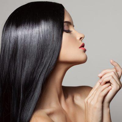 Strait Hair Seduction