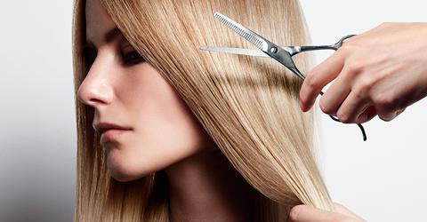 Ladies-Haircut