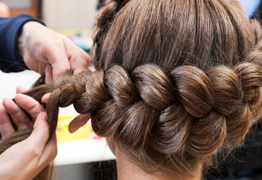3 Easy Braided Hairstyles