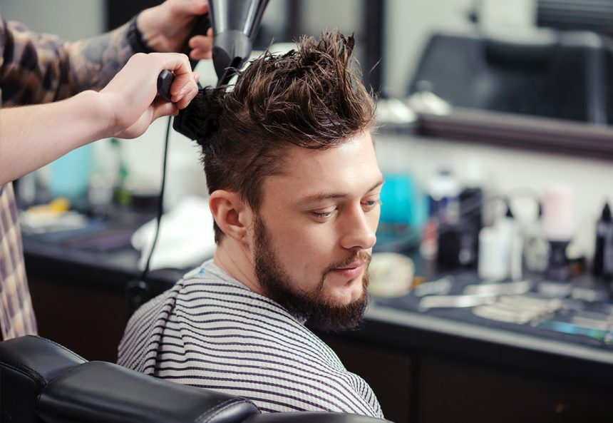 5 Key Men's Hairstyles For 2016