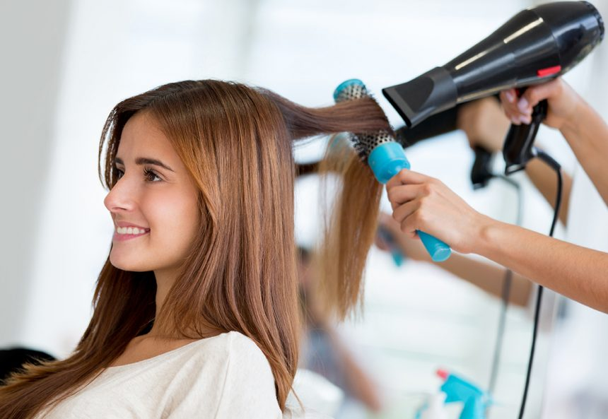 How to Blow Dry Hair: 7 Steps